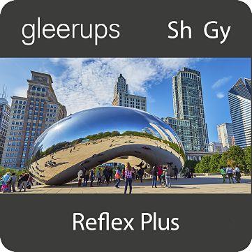 Reflex Plus, digital,  elevlic. 12 mån