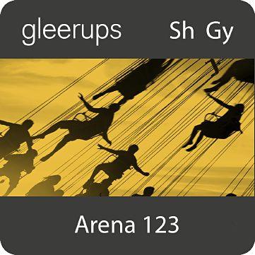 Arena 123, digital, elevlic, 12 mån