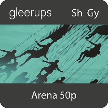 Arena 50p, digital, elevlic, 6 mån