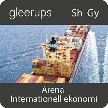 Arena Internationell ekonomi, digital, elevlic, 6 mån