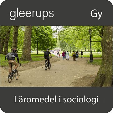 Läromedel i sociologi, digital, elevlic, 12 mån