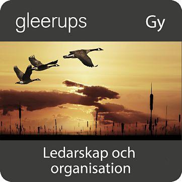Ledarskap och organisation, digital, elevlic, 6 mån