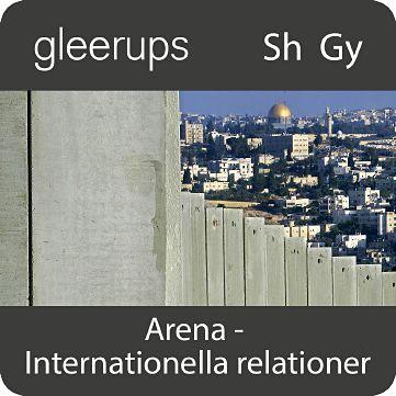 Arena Internationella relationer, digital, elevlic, 6 mån