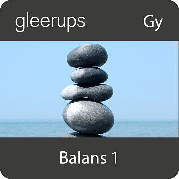 Balans Företagsekonomi 1, digital,  elevlic. 6 mån