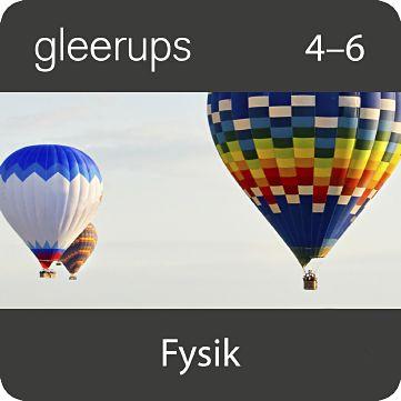 Gleerups fysik 4-6, digital, elevlic 12 mån
