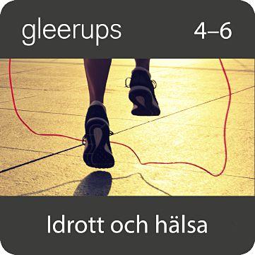 Gleerups Idrott och hälsa 4-6, digital, elevlic, 12 mån