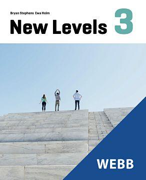 New Levels 3, elevwebb, individlicens 6 mån