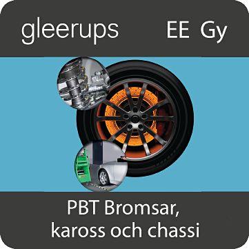 PbT Bromsar, kaross och chassi, digital, elevlic, 18 mån