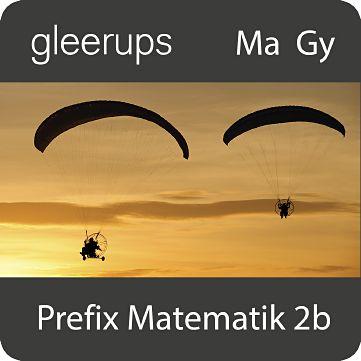 Prefix Matematik 2b, digital elevlicens 12 mån