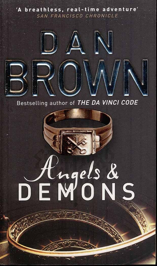 Angels and Demons (Robert Langdon Book 1)