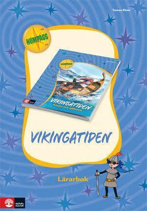 Vikingatiden: lärarbok