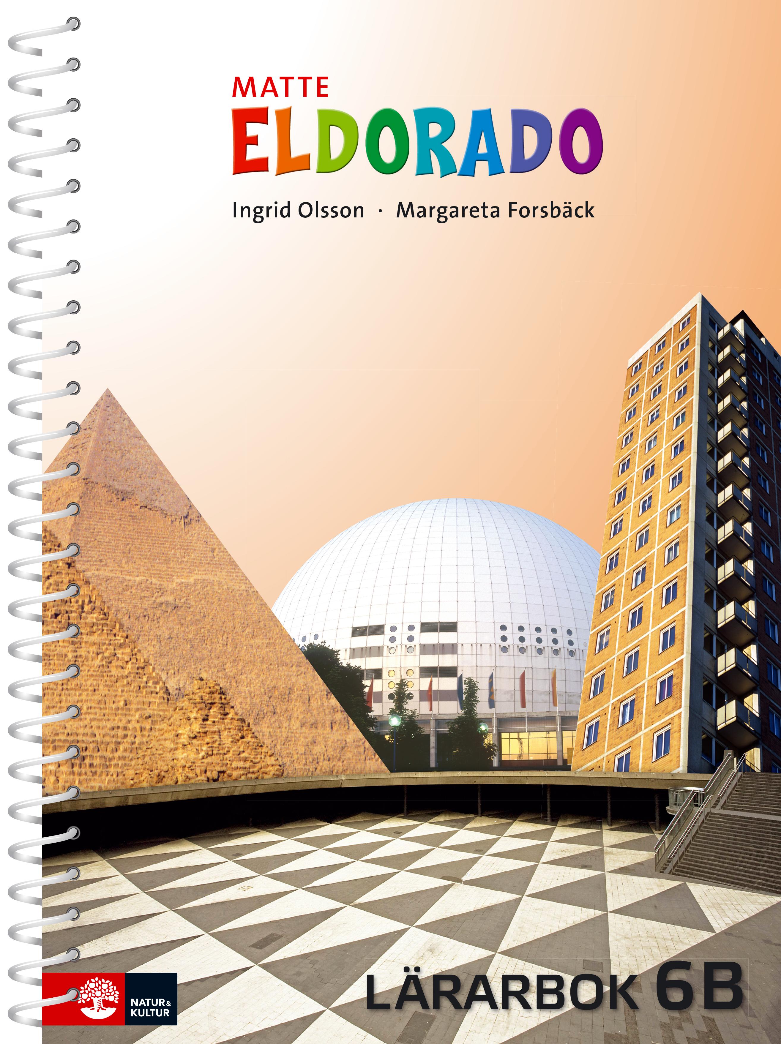 Eldorado matte 6B Lärarbok