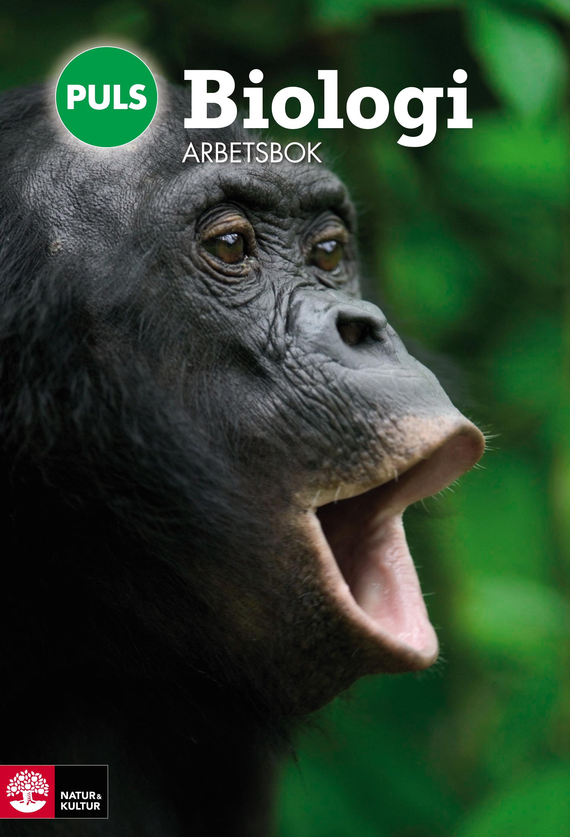 PULS Biologi 7-9 Fokus Arbetsbok 1, fjärde upplagan
