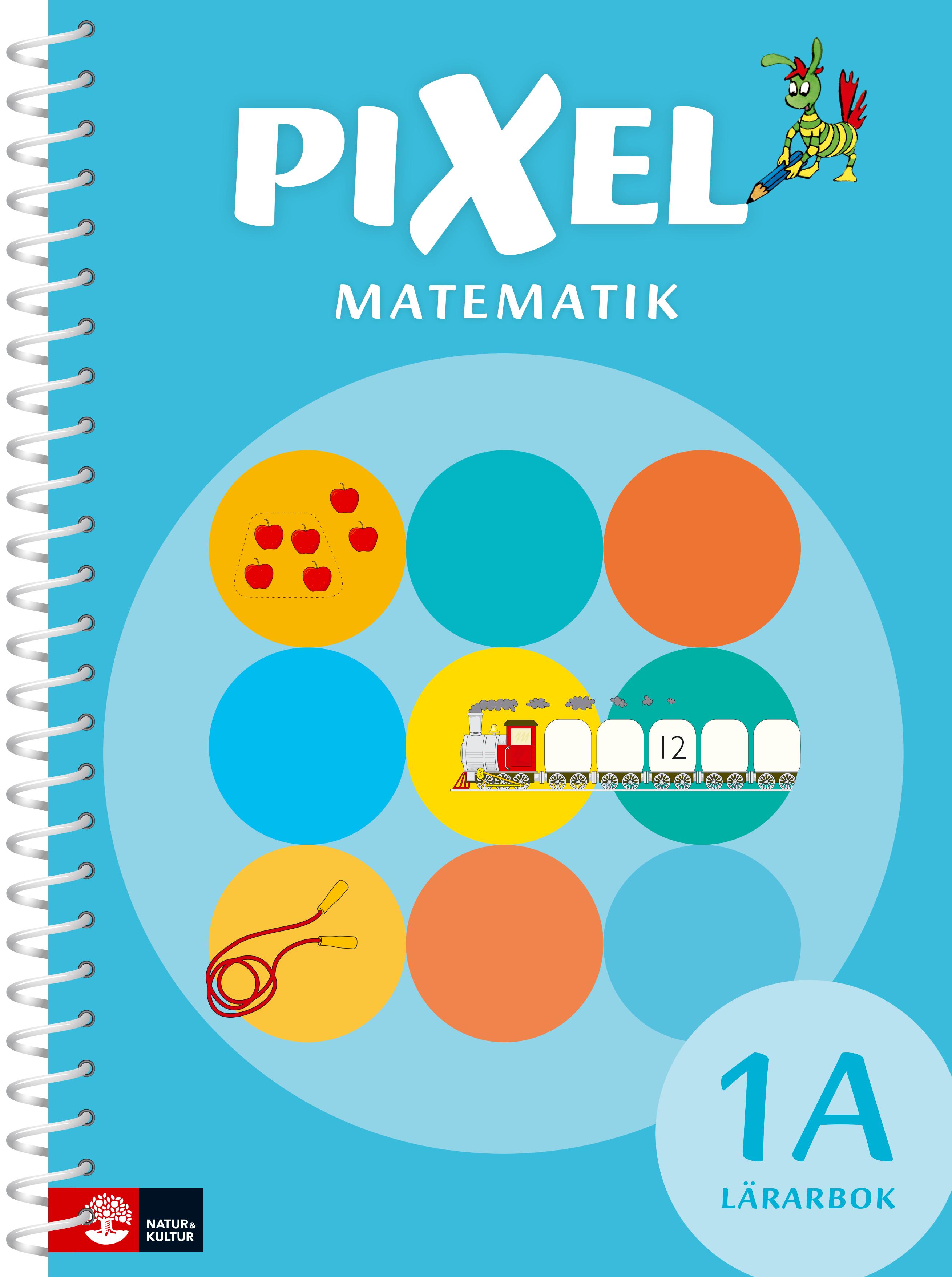 Pixel 1A Lärarbok, andra upplagan