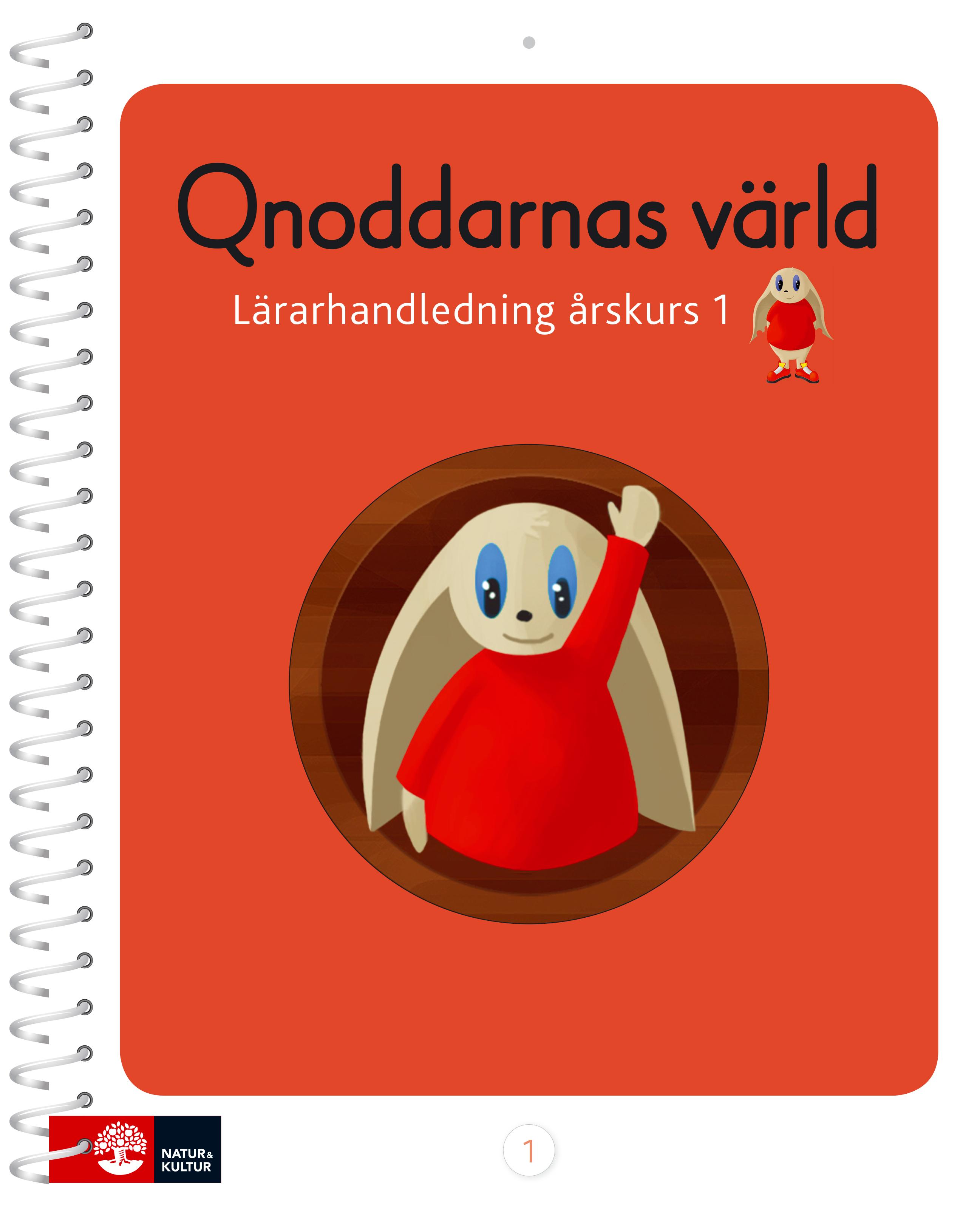 Qnoddarnas Värld Lärarhandledning åk 1