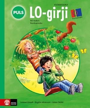 PULS NO-boken 1-3 Grundbok Nordsamiska