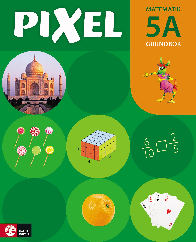 Pixel 5A Grundbok med digital färdighetsträning