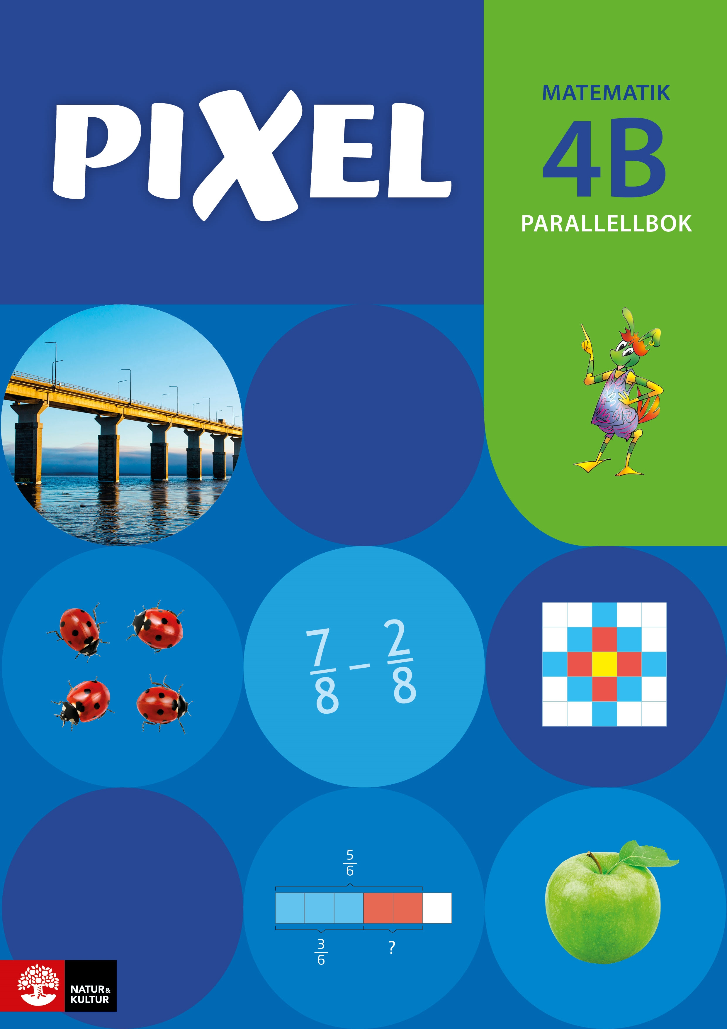 Pixel 4B Parallellbok, andra upplagan