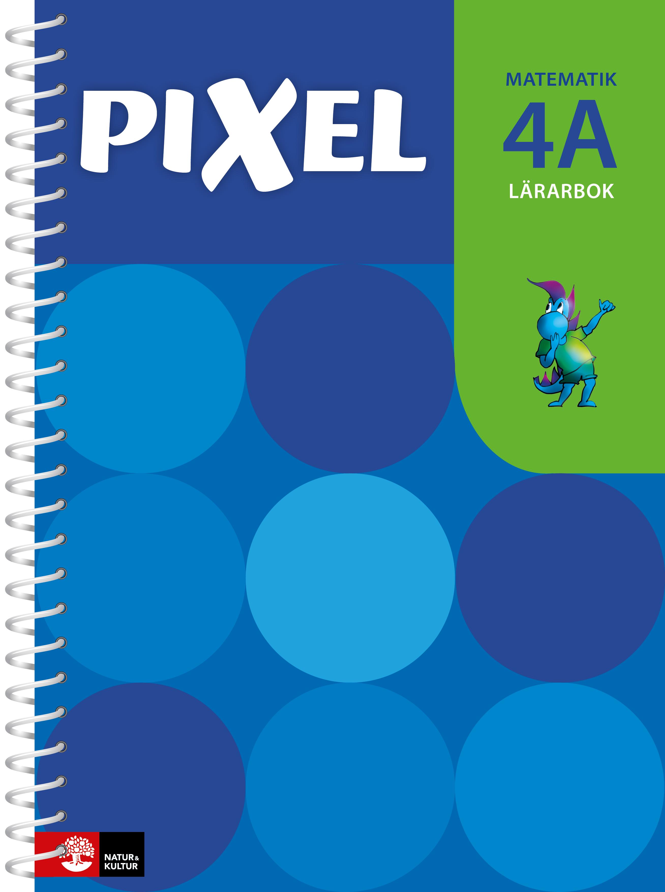 Pixel 4A Lärarbok, andra upplagan