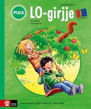 PULS NO-boken 1-3 Grundbok Lulesamiska