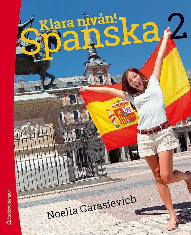 Klara nivån! Spanska 2 Klasslicens - Digitalt - Även för Spanska språkval åk 9