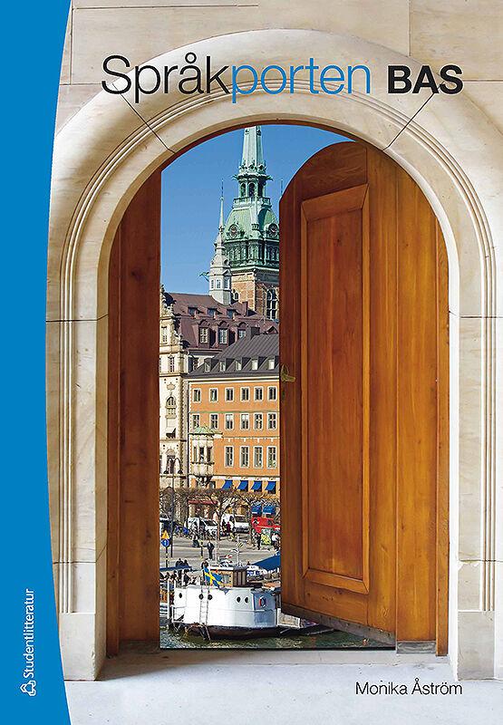 Språkporten Bas Digitalt klasspaket (Digital produkt) - Svenska som andraspråk, kurs 1