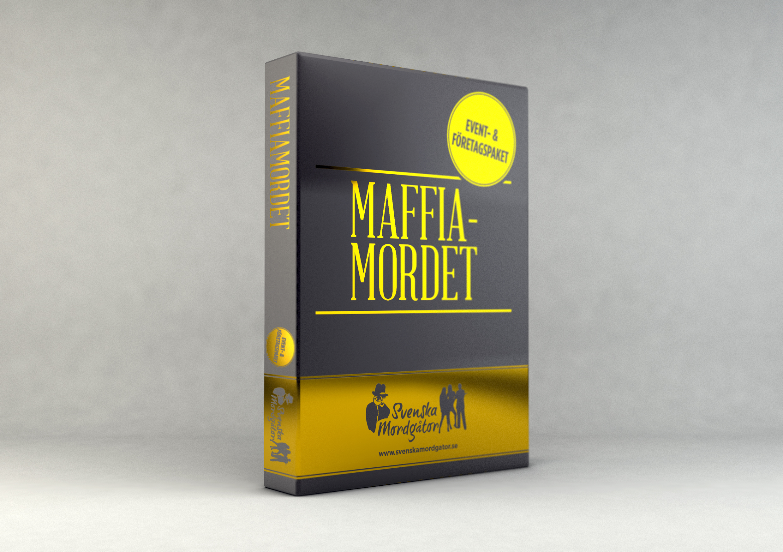Maffiamodet 13-17 personer