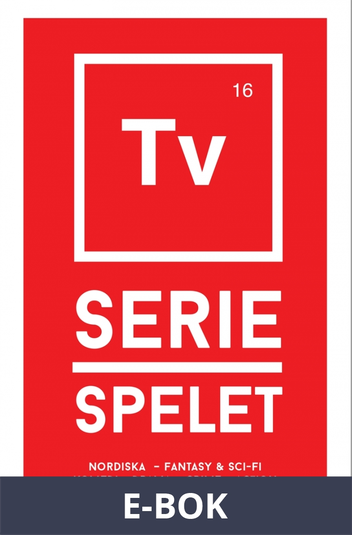 TV-seriespelet (PDF), E-bok