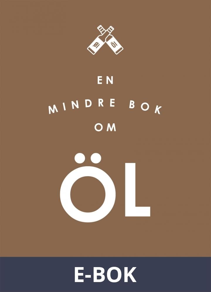 En mindre bok om öl (PDF), E-bok