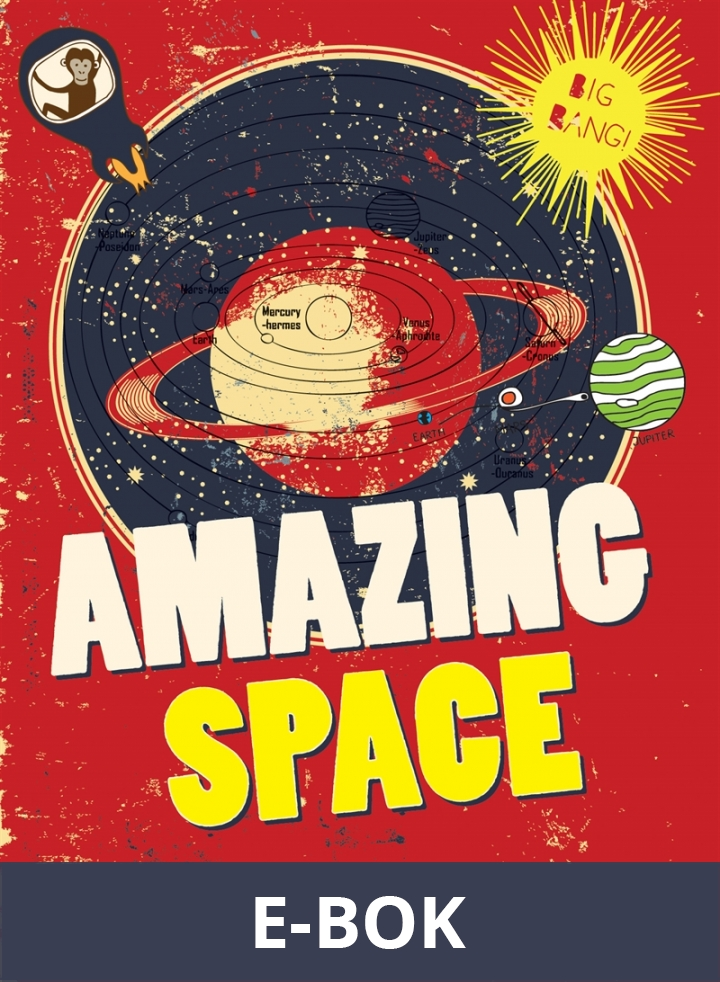 Amazing Space SWE (PDF), E-bok