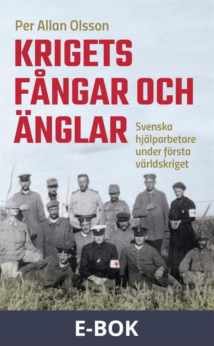 Krigets fångar och änglar, E-bok