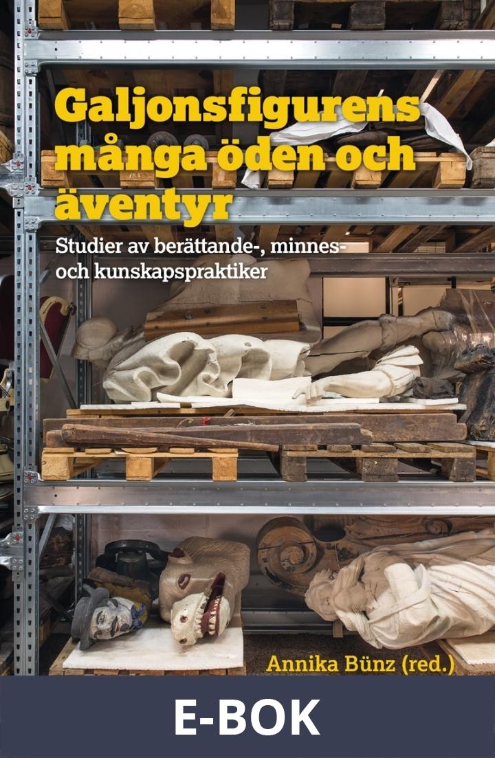 Galjonsfigurens många öden och äventyr, E-bok