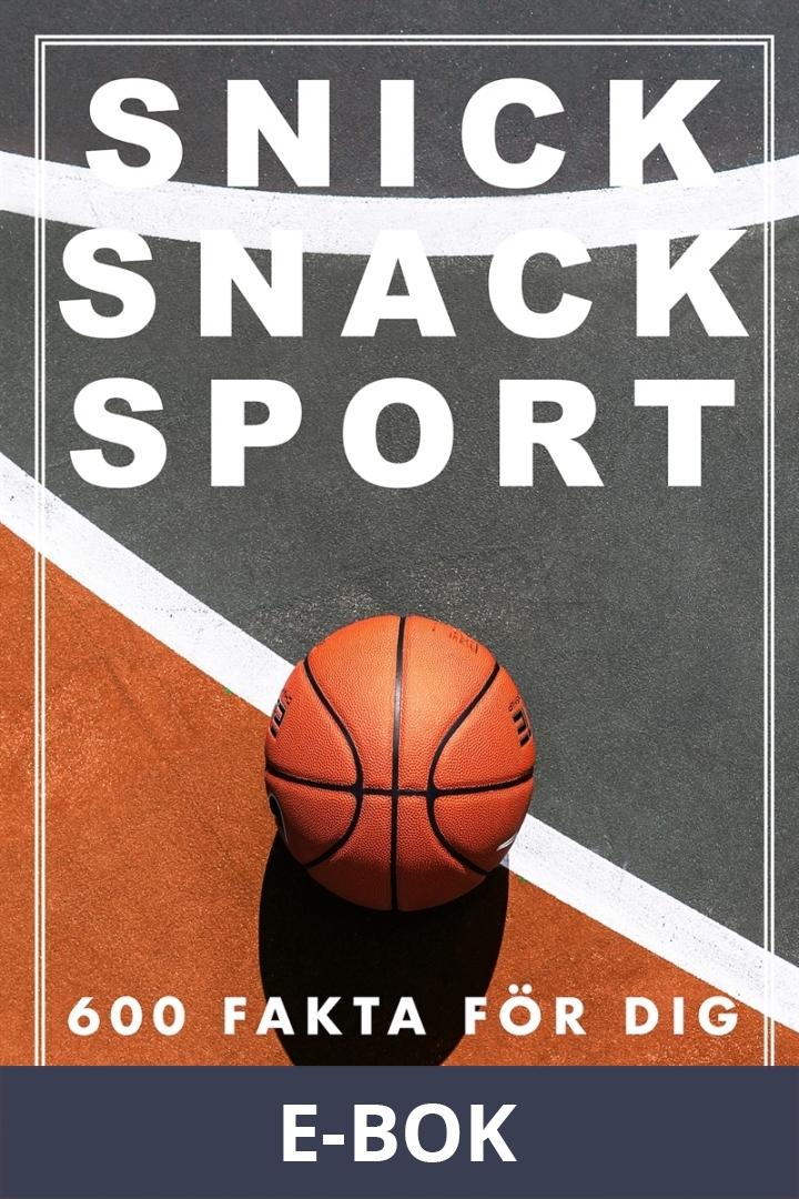 SNICK SNACK SPORT (Epub2), E-bok