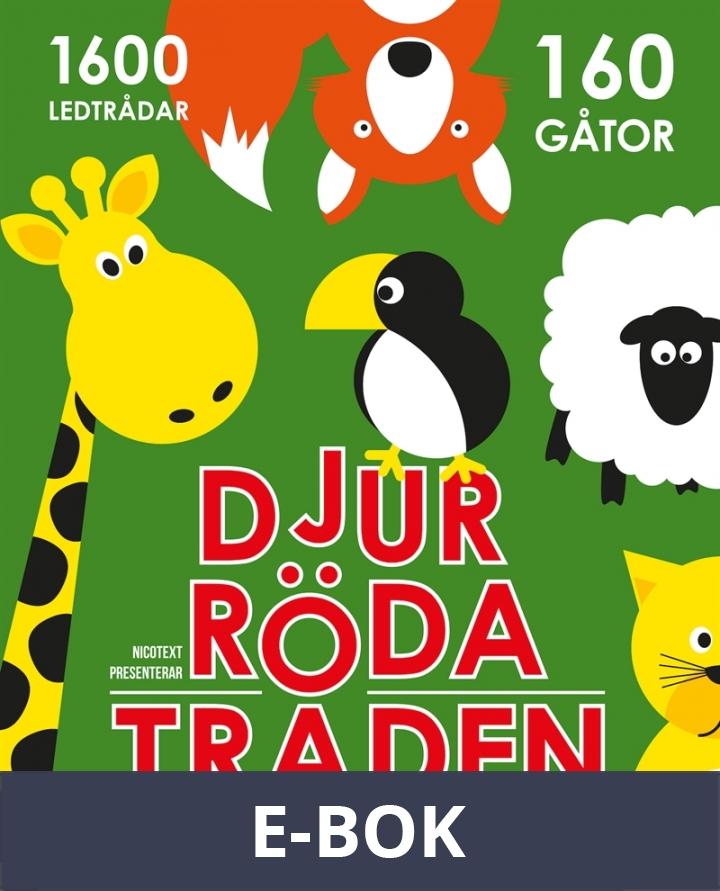 Djur Röda Tråden (PDF), E-bok