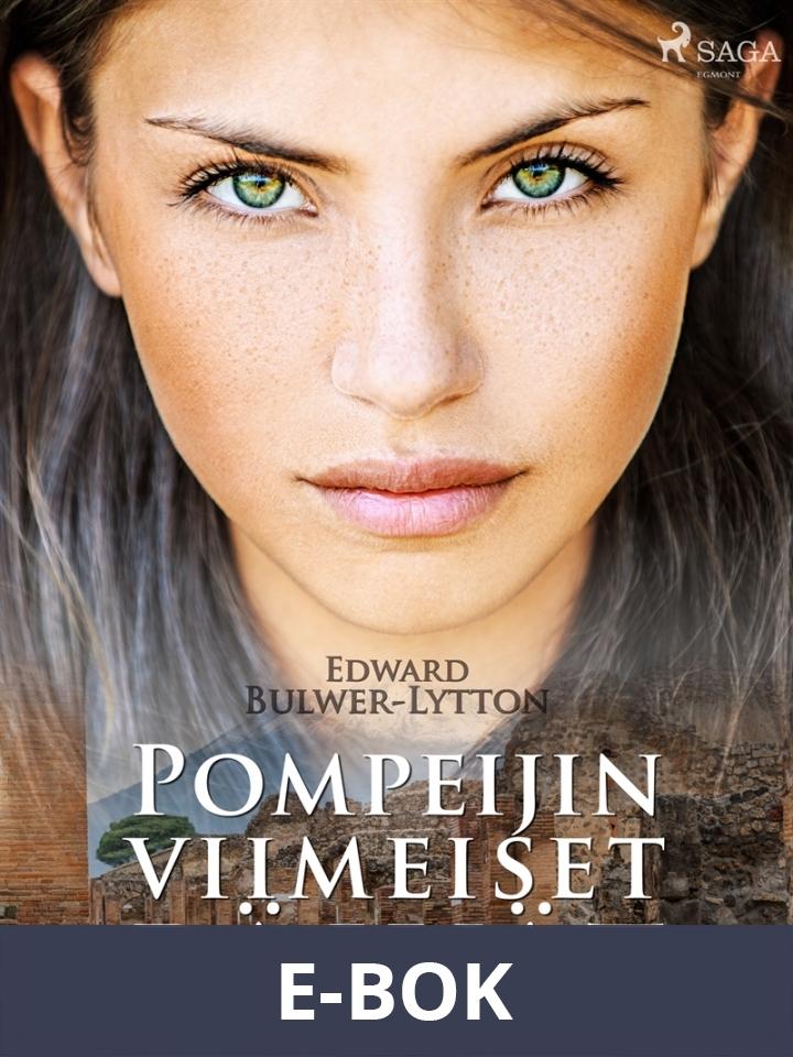 Pompeijin viimeiset päivät, E-bok